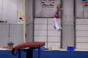 Level 2 Vault, Straddle Jump