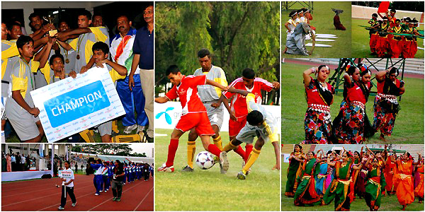 South Asian Football Tournment