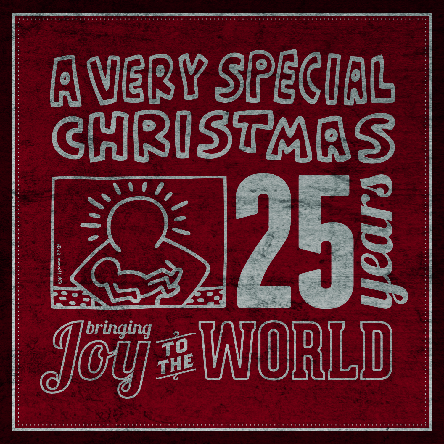 a very special christmas 25th anniversary album artwork jpg