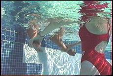 Treinamento de habilidades no nado de peito