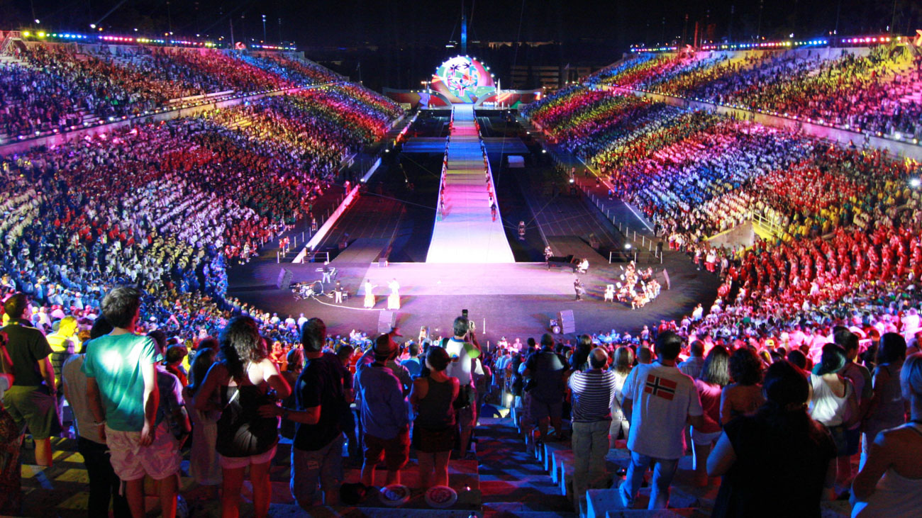 Opening Ceremonies for the 2011 World Summer Games