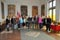 The Fellows were welcomed to Kruscevac City Hall by Rade Jovanovic, Member of the City Council and President of the Sports Association of Kruscevac.  Krusevac will play host to the Special Olympics Serbia National Games held May 25-27, 2012.<br /><span></span>