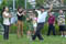 A Special Olympics Singapore athlete plays bocce with the P&G staff.<br /><span>Photo Credit: Special Olympics Asia Pacific / Karyn Tan</span>