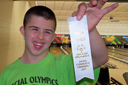 Jordan Wiggins competes in aquatics, athletics and bowling. He looks forward to participating and his family cant imagine life without Special Olympics.&#160;&lt;br /&gt;&lt;span&gt;&lt;/span&gt;