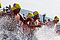 Open water swimming had its Special Olympics debut in July 2011 during the Special Olympics World Summer Games in Greece. After a practice swim the day before, 35 athletes dashed into the sea to start.<br /><span></span>