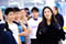Michelle Kwan interacts with local teens and athletes.<br /><span>Photo: Skate to Dream</span>