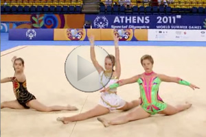 Rhythmic Gymnastics Level 4
