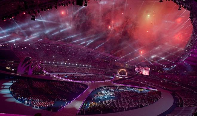 660x390 Shanghai Opening Ceremony